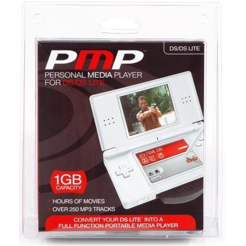 Datel PMP Personal Media Player for Nintendo DS image