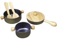 Plan Toys - Cooking Utensils