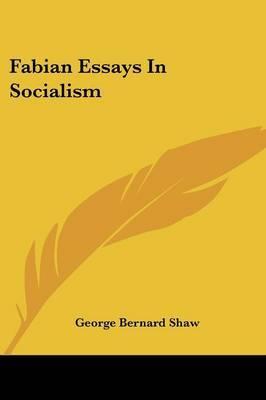 Fabian Essays in Socialism image