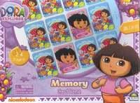 Dora Memory Card Game