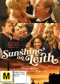 Sunshine on Leith on DVD