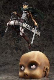 Attack on Titan - 1/8 Levi PVC Figure