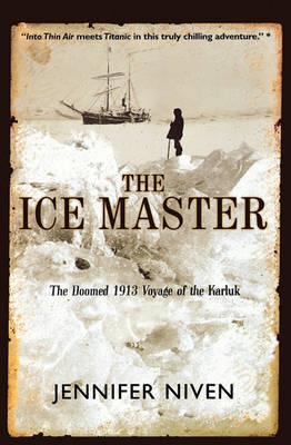 The Ice Master by Jennifer Niven image