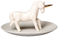 Unicorn Jewellery Dish (Small)