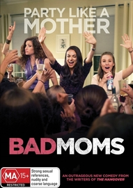 Bad Moms on DVD
