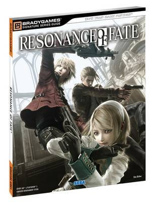 Resonance of Fate Signature Series Strategy Guide image