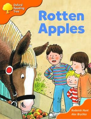 Oxford Reading Tree: Stage 6: More Storybooks A: Rotten Apples by Roderick Hunt image