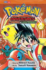 Pokemon Adventures (FireRed and LeafGreen), Vol. 23 by Hidenori Kusaka