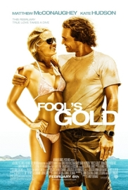 Fool's Gold on DVD image