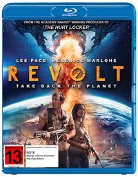 Revolt on Blu-ray