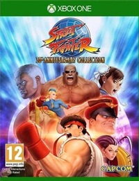 Street Fighter 30th Anniversary Collection for Xbox One