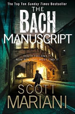 The Bach Manuscript by Scott Mariani image