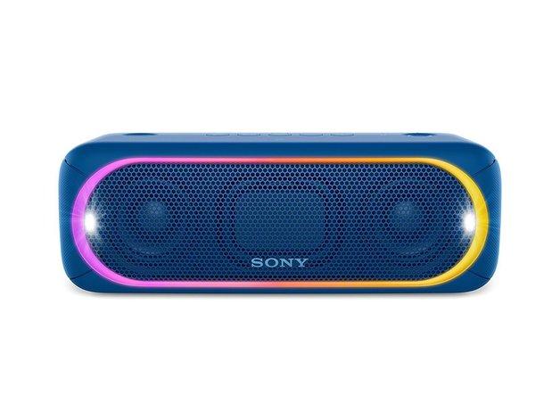 Sony SRSXB30L Portable Wireless Speaker Blue