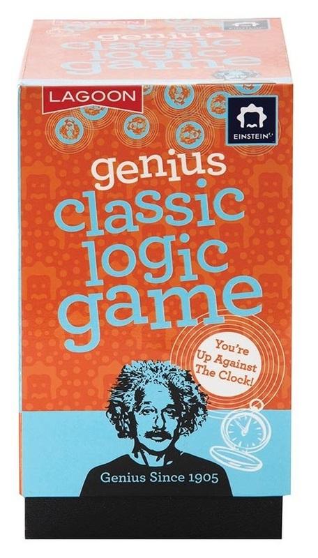 Genius: Einstein - Classic Logic Game