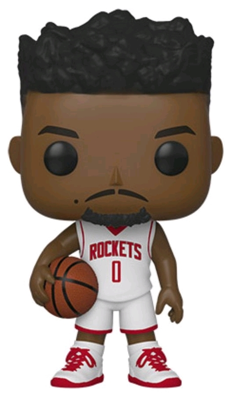 NBA: Rockets - Russell Westbrook Pop! Vinyl Figure