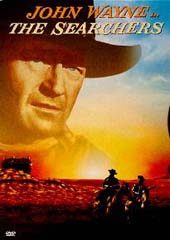 The Searchers on DVD