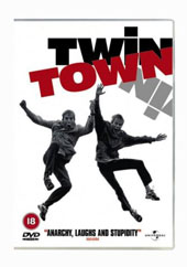 Twin Town on DVD
