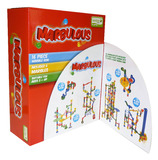 Marbulous Marble Race 16pc Set
