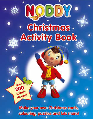 Noddy Christmas Activity Book: Activity Book by Enid Blyton