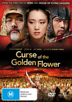 Curse Of The Golden Flower on DVD