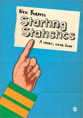 Starting Statistics by Neil Burdess image
