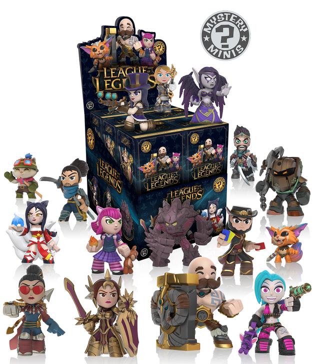 League of Legends - Mystery Mini Vinyl Figure (Blind Box)