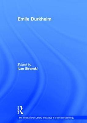 Emile Durkheim image