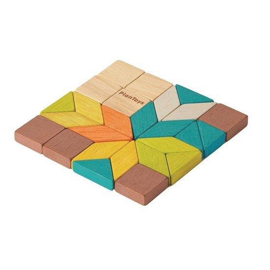 Plan Toys: Mini Games - Mosaic image