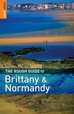 The Rough Guide to Brittany and Normandy by Greg Ward image