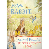Peter Rabbit: Sticker Activity Book