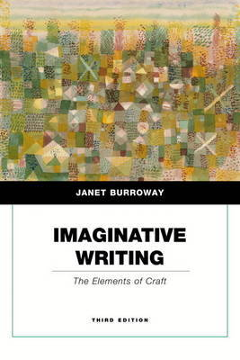 Imaginative Writing: The Elements of Craft by Janet Burroway image