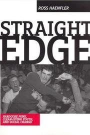 Straight Edge by Ross Haenfler