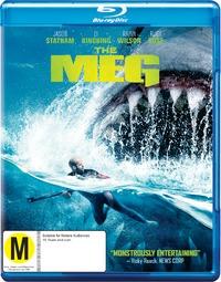 The Meg on Blu-ray