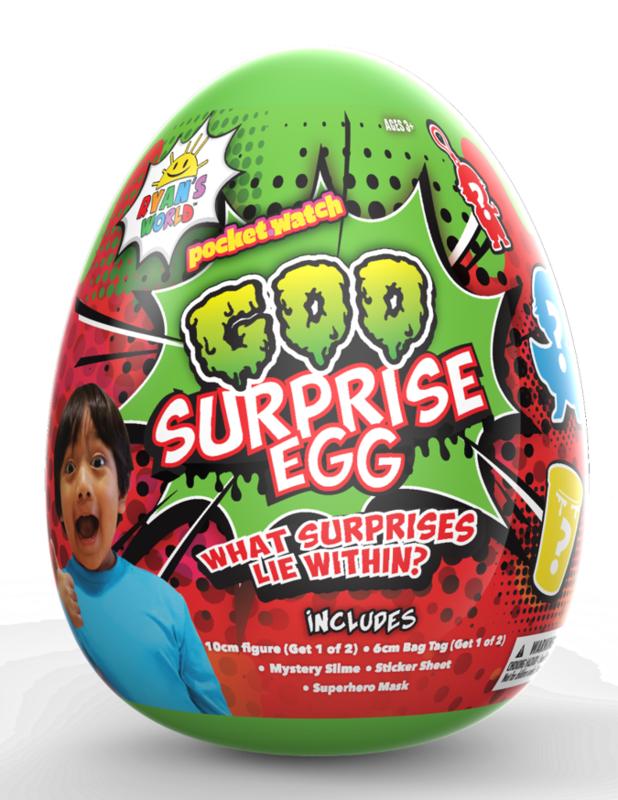 Ryans World: Goo Surprise Egg - (Blind Bag)