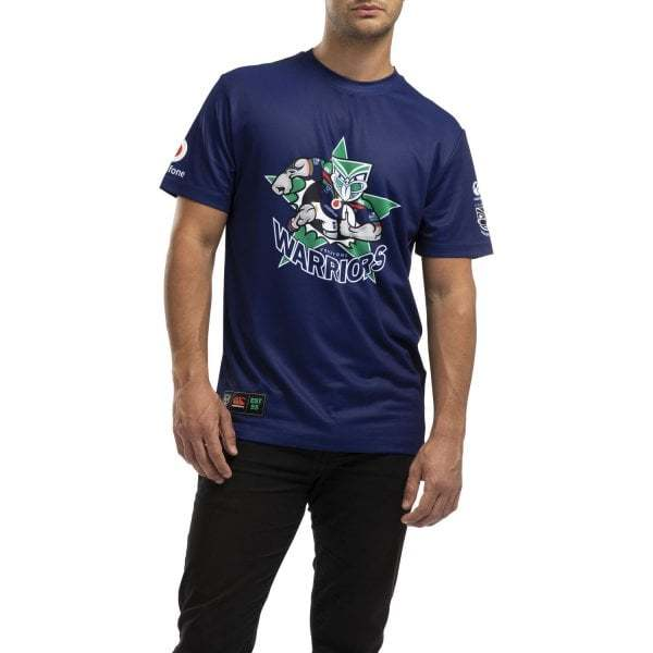 Vodafone Warriors Game Day Tee (L)