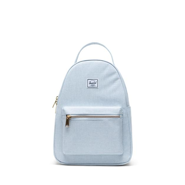 Herschel Supply Co: Nova Small Backpack - Ballad Blue Pastel Crosshatch