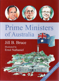 Prime Ministers of Australia by Jill B Bruce image