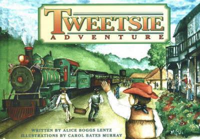 Tweetsie Adventure by Alice Boggs Lentz image
