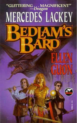 Bedlam's Bard by Mercedes Lackey image