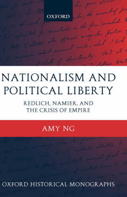 Nationalism and Political Liberty by Amy Ng image