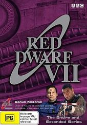 Red Dwarf - Series 7 (3 Disc Set) on DVD