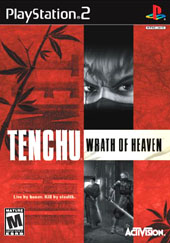 Tenchu 3 for PS2