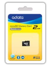Adata Super Micro Secure Digital 2GB