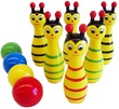 Fun Factory: Bowling Animals - Bee