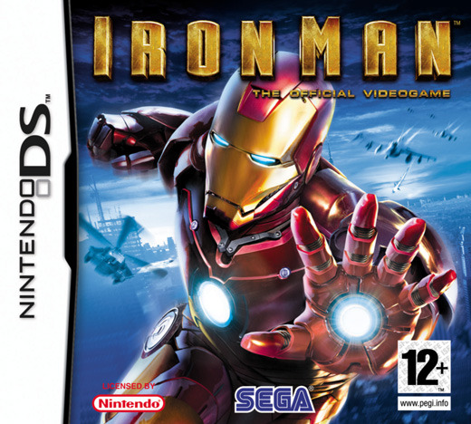 Iron Man for Nintendo DS