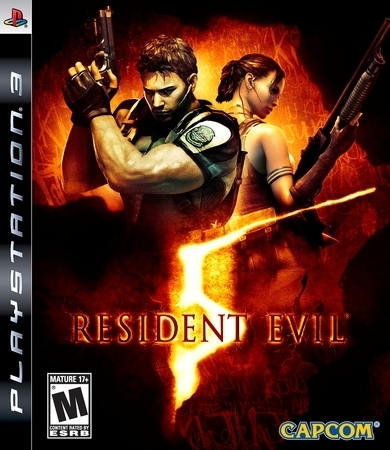 Resident Evil 5 (Platinum) for PS3