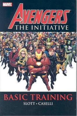 Avengers: The Initiative: Volume 1