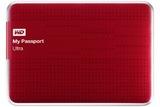 2TB WD My Passport Ultra USB 3.0 External Hard Drive (Red)