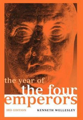 Year of the Four Emperors by Kenneth Wellesley image