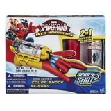 Spider-Man - Mega Blaster Web Shooter - Iron Spider